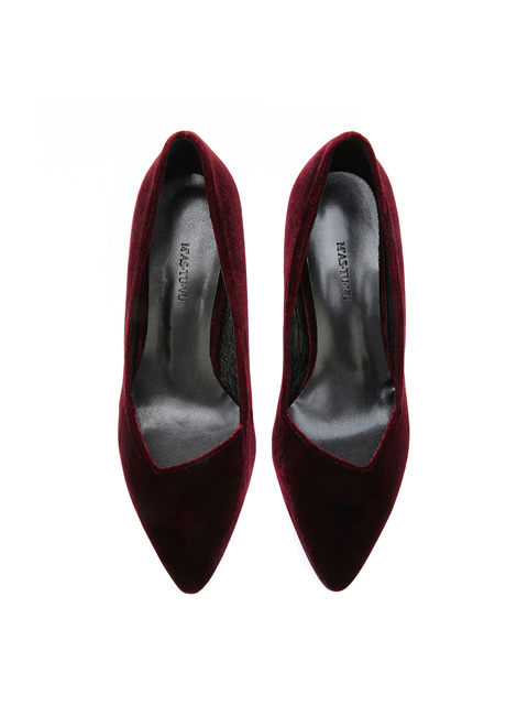 Pauline Pumps_Burgundy