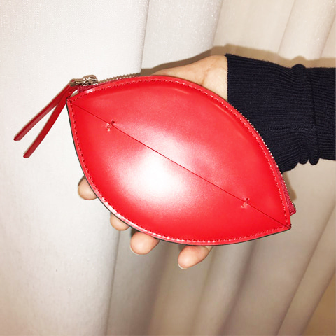 Special Edition_Petal Wallet_Red