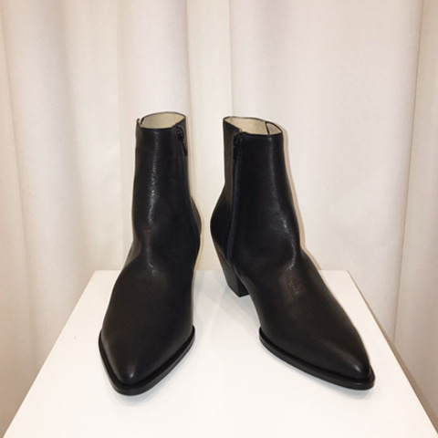Vanessa Ankle Boots_Black