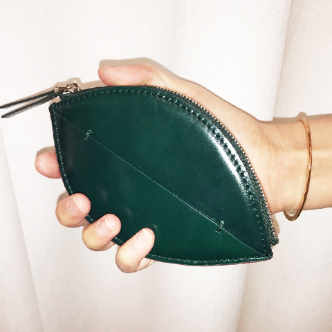 Special Edition_Petal Wallet_Green