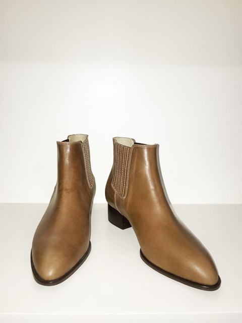 Chelsea Boots_ Camel