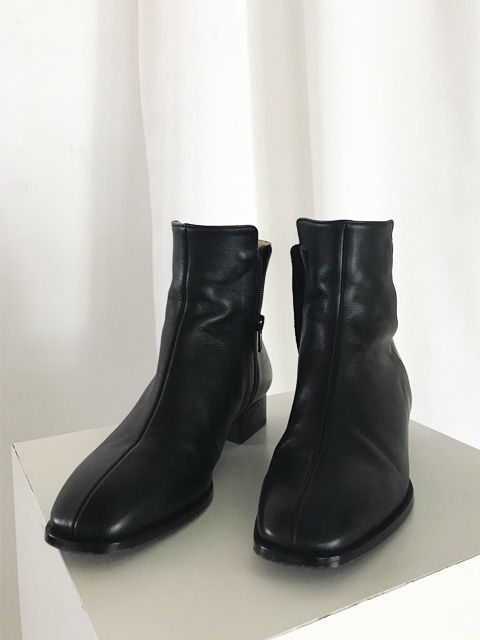 French Ankle Boots