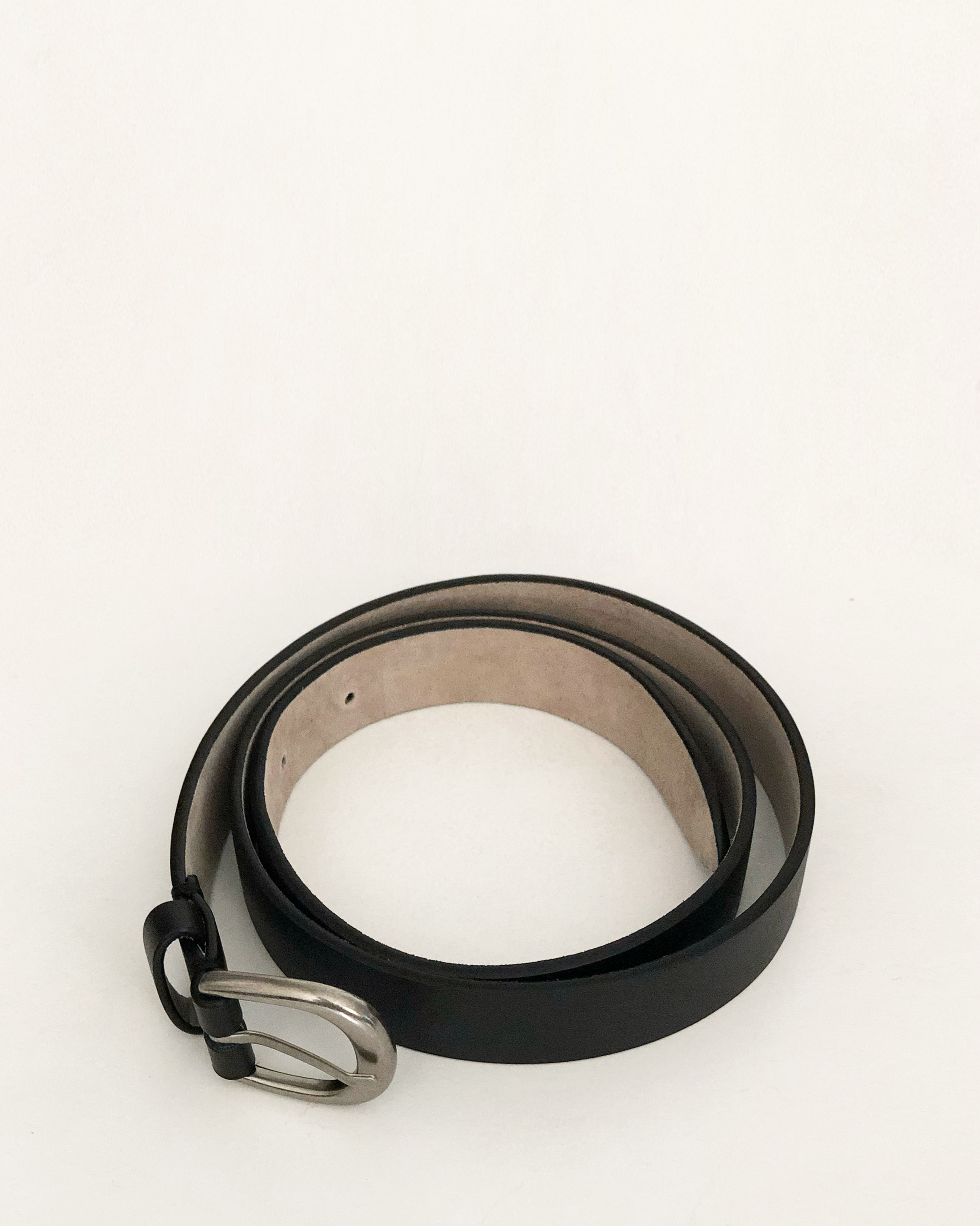 Belt_Antique silver